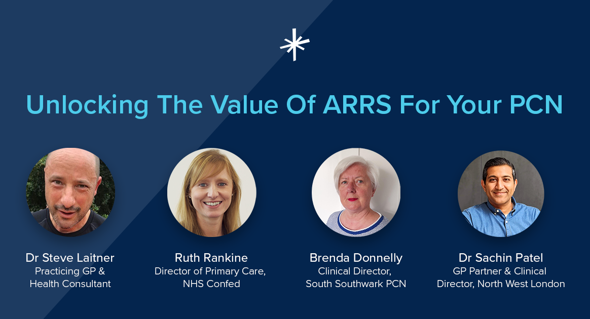 Unlocking the value of ARRS for your Primary Care Network