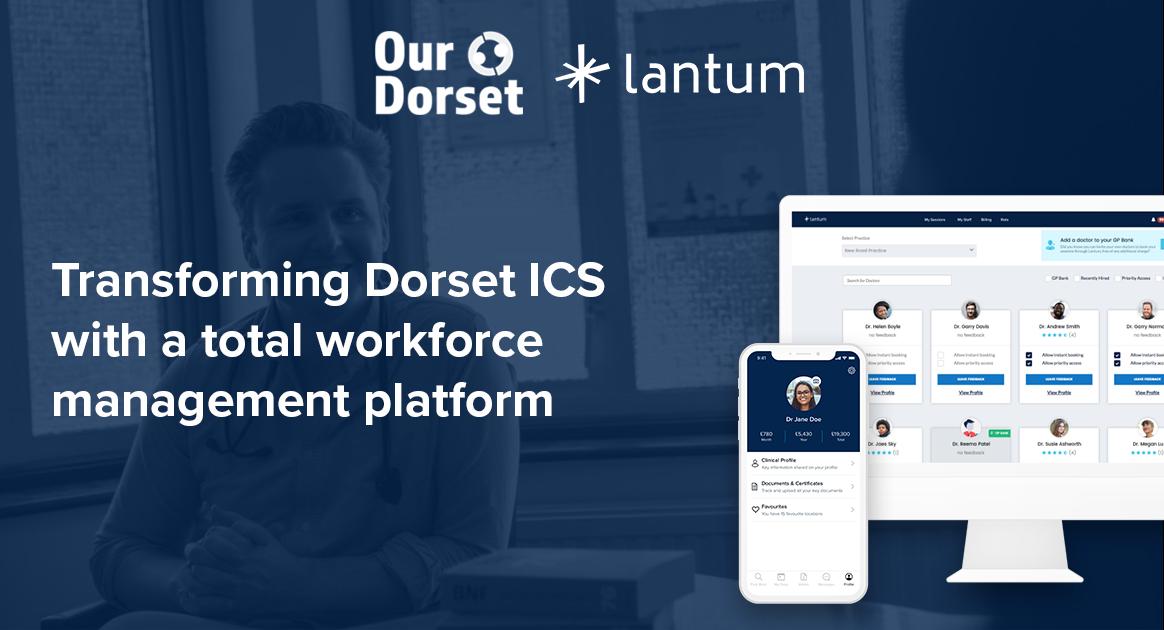 Transforming Dorset ICS with a total workforce management platform
